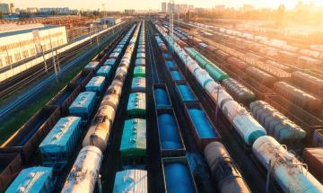 Rail-freight
